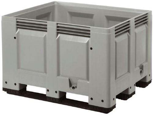 Palletbox afmeting: 1200x1000x790 mm  grijs