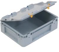 Silverline scharnierend deksel 400x300 mm-2