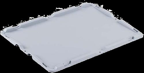 Silverline oplegdeksel 600x400 mm