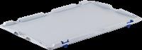 Silverline scharnierend deksel 600x400 mm