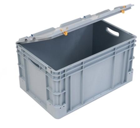 Silverline scharnierend deksel 600x400 mm-2