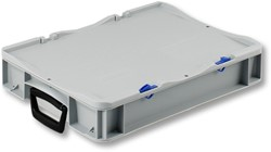 Basicline koffer 400x300x85 mm