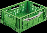 Clever Fresh Box klapkrat 400x300x150 mm