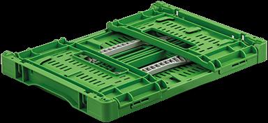 Clever Fresh Box klapkrat 400x300x150 mm-2