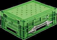 Clever Fresh Box klapkrat 400x300x160 mm-3