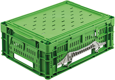 Clever Fresh Box klapkrat 400x300x150 mm-3