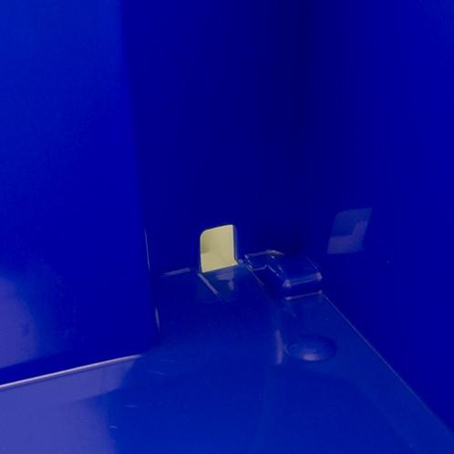 Nest-/stapelbak, afm: 600x400x160 mm standaardblauw-3