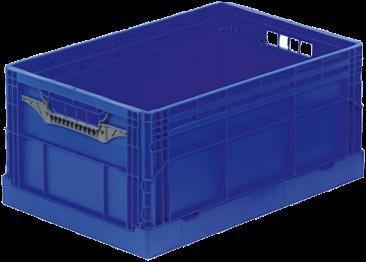Clever Retail Box klapkrat 600x400x285 mm