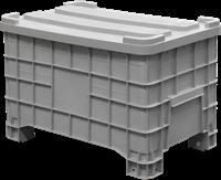 Palletbox 1000x640x655 mm
