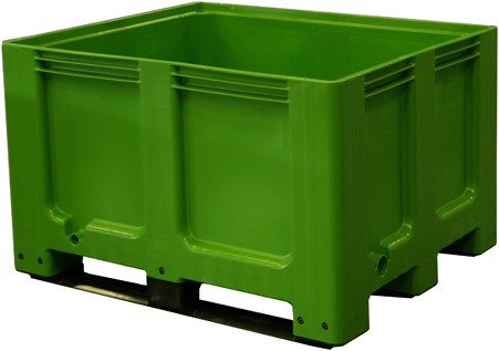 Palletbox 1200x1000x760 mm