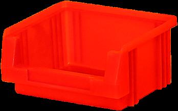 Mini magazijnbak 89/76x102x50 mm