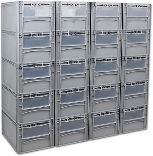 Storage wall 4x5