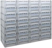 Storage wall 4x7