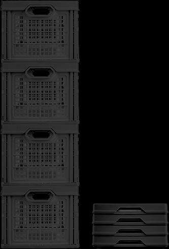 Vouwkrat 530x350x283 mm-1