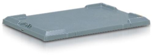 Overvalllend deksel 614x412x40 mm