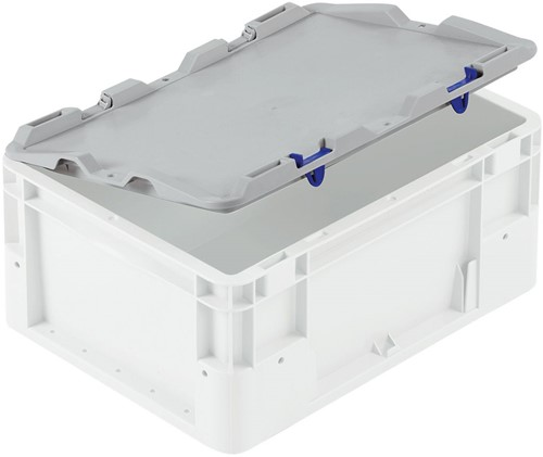 Silverline scharnierend deksel 400x300 mm