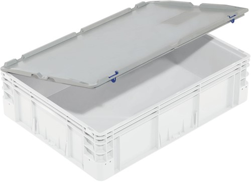 Silverline scharnierend deksel 800x600 mm