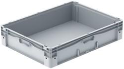 Basicline Plus stapelbak 800x600x175 mm