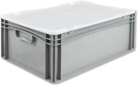 Basicline dekselbak 600x400x235 mm-2