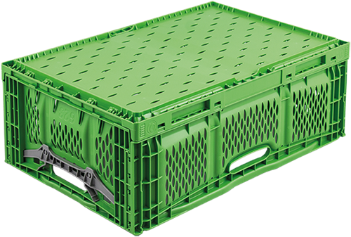 Clever Fresh Box klapkrat 600x400x230 mm-3