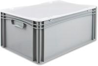 Basicline dekselbak 600x400x285 mm-2