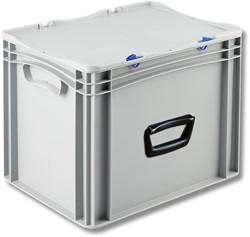Basicline koffer 400x300x335 mm