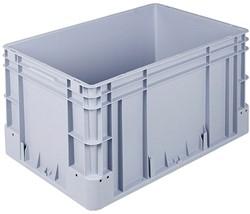 Silverline stapelbak 600x400x320 mm