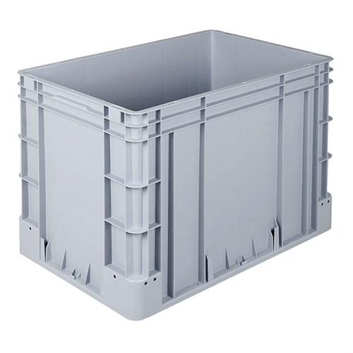 Silverline stapelbak 600x400x420 mm