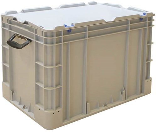 Silverline koffer 600x400x420 mm