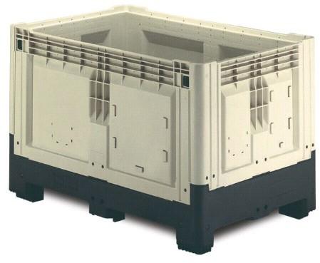 Inklapbare palletbox 1200x800x973 mm