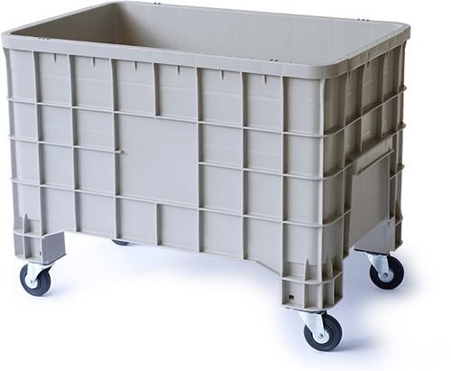 Verrijdbare palletbox 990x635x800 mm