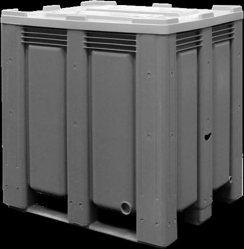 Palletbox 1200x1000x1200 mm-2
