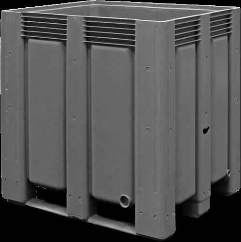 Palletbox 1200x1000x1200 mm