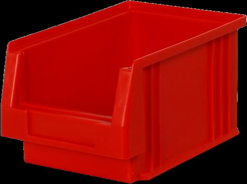 Mini magazijnbak 230/205x150x125 mm