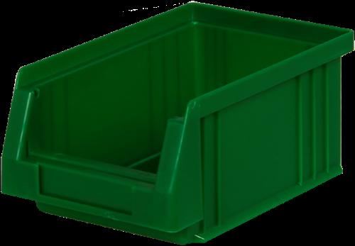 Mini magazijnbak 164/150x105x75 mm
