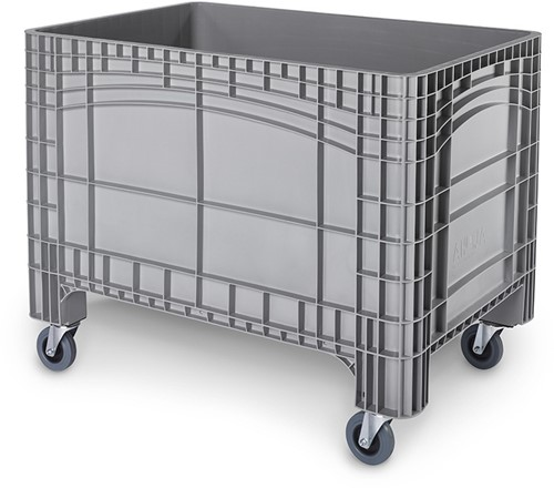 Verrijdbare palletbox 1200x800x950 mm