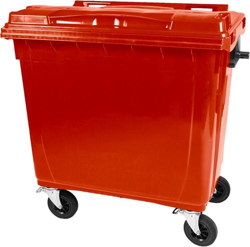 Afvalcontainer 660 liter