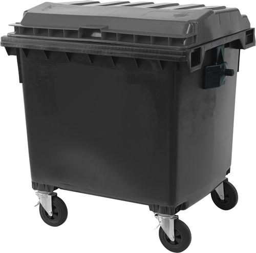 Afvalcontainer 1100 liter