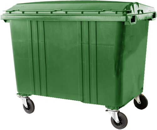 Afvalcontainer 1700 liter