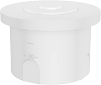 Rond open vat 15 liter