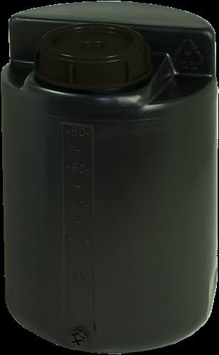 Doseervat 60 liter