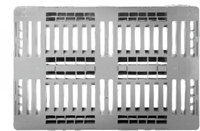 EURO H1 Hygiëne pallet 1200x800x160 mm-2